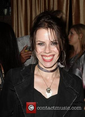Fairuza Balk Samsung Galaxy Tab 10.1 Launch Event held at The Beverly - Inside Los Angeles, California - 02.08.11