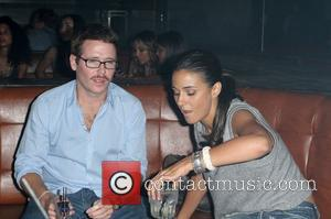 Kevin Connolly and Emmanuelle Chriqui Samsung Galaxy Tab 10.1 Launch Event held at The Beverly - Inside Los Angeles, California...