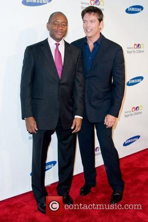 Branford Marsalis and Harry Connick Jr.