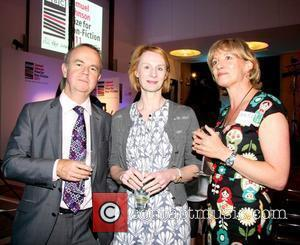Ian Hislop and Kate Muir The Samuel Johnson Prize for Non-Fiction held at the Royal Institute of British Architects -...