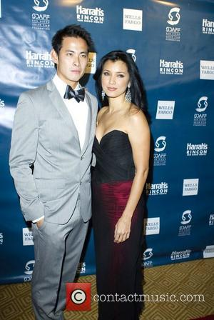 Ivan Shaw and Kelly Hu