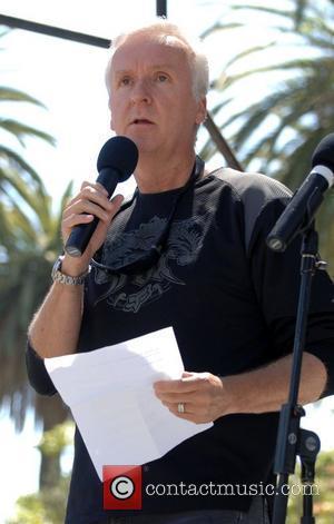 James Cameron The Santa Barbara Earth Day Festival held at Alameda Park Santa Barbara, California - 17.04.11