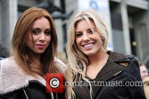 Una Healy, Mollie King and The Saturdays