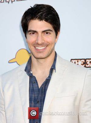Actor Brandon Routh To Be A Dad