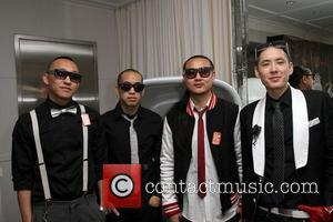 Far East Movement 2011 VH1 Save The Music Foundation Benefit, held at the SLS Hotel Los Angeles, California - 26.08.11