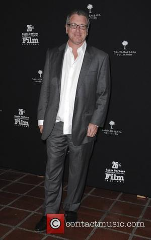 Michael Rymer and Nicole Kidman