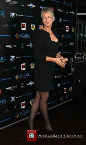 Jamie Lee Curtis sCare Foundation's 1st Annual Halloween Launch Benefit at The Conga Room at L.A. Live Los Angeles, California...