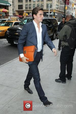 Scott Disick and Manhattan Hotel