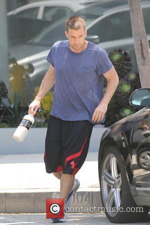 Scott Speedman leaving the gym Los Angeles, California - 11.05.11