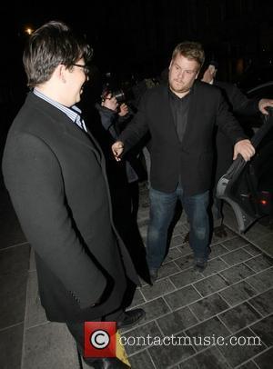 Michael Mcintyre and James Corden
