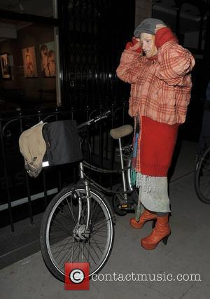 Vivienne Westwood, Helmet, Pavement and Scott's Restaurant