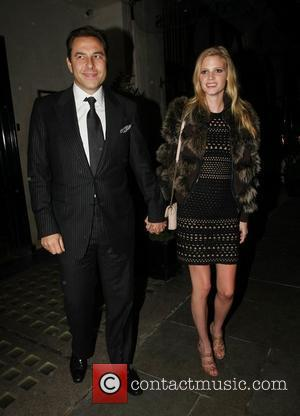 Lara Stone, David Walliams