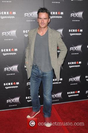 Balthazar Getty World Premiere of 'Scream 4' held at Grauman's Chinese Theatre - Arrivals Los Angeles, California - 11.04.11