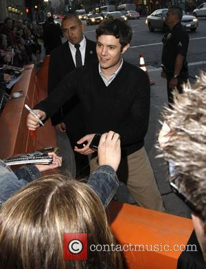 Adam Brody World Premiere of 'Scream 4' held at Grauman's Chinese Theatre - Outside Arrivals Los Angeles, California - 11.04.11