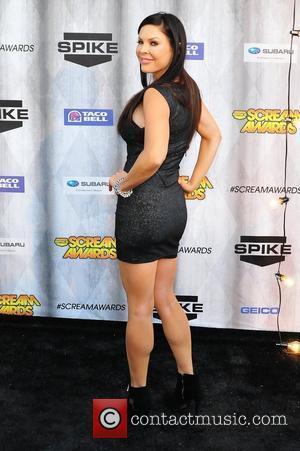 Christa Campbell Spike TV's Scream 2011 Awards at Universal Studios - Arrivals Universal City, California - 15.10.11