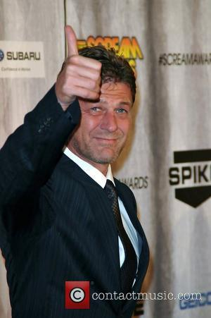 Sean Bean Spike TV's Scream 2011 Awards at Universal Studios - Arrivals Universal City, California - 15.10.11