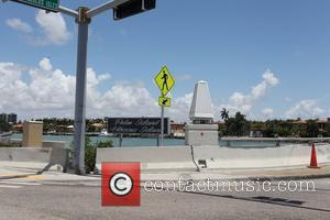 The bridge where Sean Kingston crashed his jet-ski, leaving the singer critically injured and recovering in a Miami hospital Miami,...