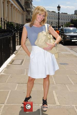 Gabby Logan The launch of 'Sellebrity' - A website which auctions items donated by celebrities in aid of the Princes...