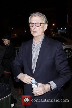Mike Nichols Broadway World Premiere of 'Seminar' at the Golden Theatre - Arrivals. New York City, USA - 20.11.11