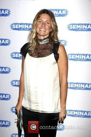 Amy Nauiokas  After Party for the Broadway World Premiere of 'Seminar' held at Gotham Hall party space.  New...