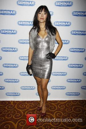 Hettienne Park After Party for the Broadway World Premiere of 'Seminar' held at Gotham Hall party space. New York City,...