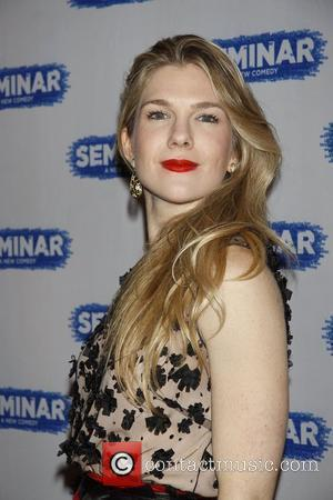 Lily Rabe  After Party for the Broadway World Premiere of 'Seminar' held at Gotham Hall party space.  New...