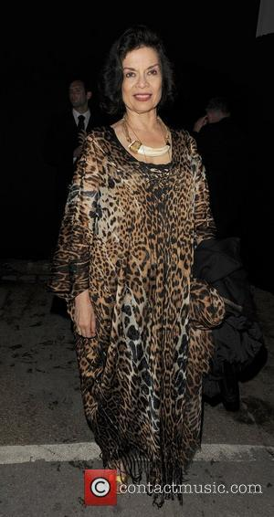 Bianca Jagger The Serpentine Gallery Summer Party - Departures London, England - 28.06.11