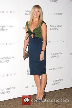 Laura Haddock Burberry Serpentine Summer party 2011 held at the Serpentine gallery London, England - 28.06.11
