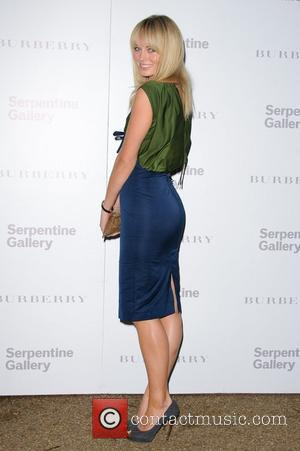 Laura Haddock Burberry Serpentine Summer party 2011 held at the Serpentine gallery. London, England - 28.06.11