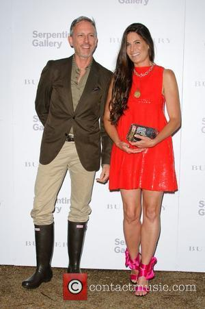 Patrick Cox Burberry Serpentine Summer party 2011 held at the Serpentine gallery. London, England - 28.06.11