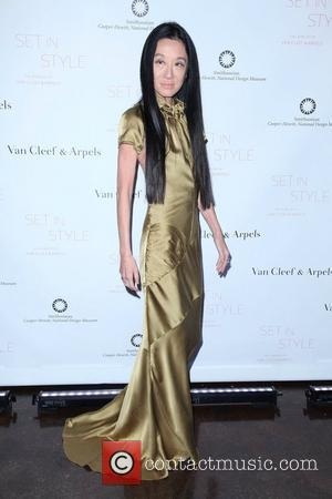 Vera Wang  'Set in Style: The Jewerly of Van Cleef & Arpels' held at Smithsonian Cooper-Hewitt, National Design Museum...