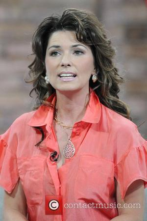 Shania Twain Desperate To Find Her Voice Through Tv Show