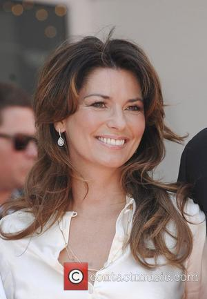Singer Shania Twain is honored with the 2442nd Star on the Hollywood Walk Of Fame. Hollywood, California - 02.06.11
