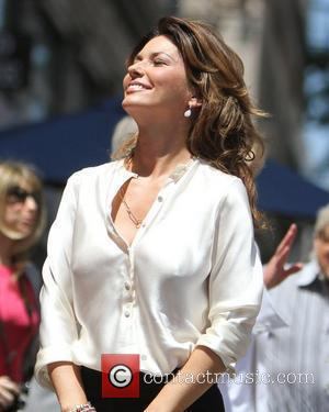 Star On The Hollywood Walk Of Fame, Shania Twain