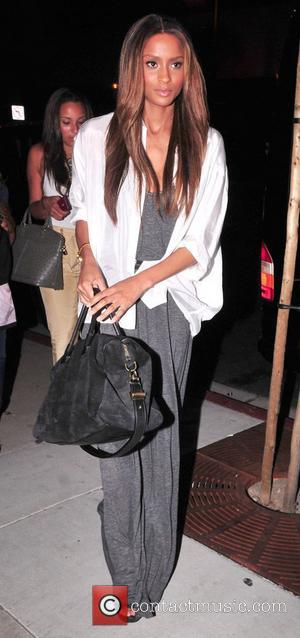 Monica arrives at BOA Steakhouse for her pre-wedding party to Shannon Brown Los Angeles, California - 08.07.11