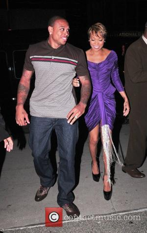 Shannon Brown arrives at BOA Steakhouse for his pre-wedding party Los Angeles, California - 08.07.11