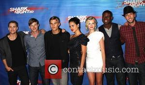 Dustin Milligan, Chris Carmack, Chris Zylka, Joel David Moore and Sara Paxton