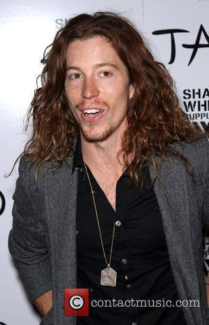 Shaun White hosts The Supply Co.kickoff party at Tao nightclub inside the Venetian Hotel and Casino Las Vegas, Nevada -...