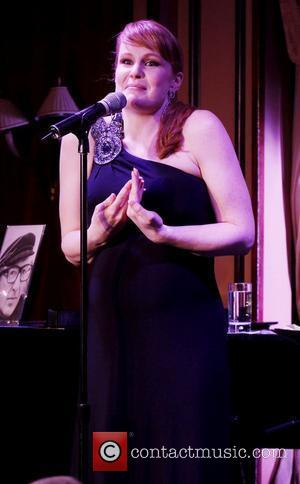 Kate Baldwin Opening night of Kate Baldwin 'She Loves Him' with special guest Sheldon Harnick held at Feinstein's night club...
