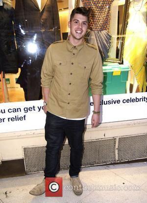 Aiden Grimshaw ShelterBox pop-up shop launch on Regent Street London, England - 09.06.11