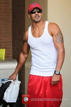 Shemar Moore leaves a medical building in Beverly Hills Los Angeles, California - 02.03.11