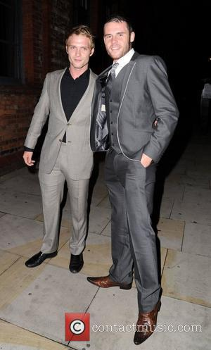 Chris Fountain and Danny Miller