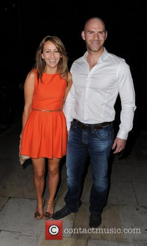 Samia Smith and Will Thorpe  arrive for Jack P. Shepherd and Lauren Shippey's engagement party at Great John Street...