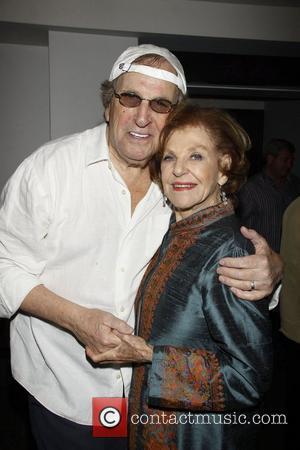 Danny Aiello and Joan Copeland