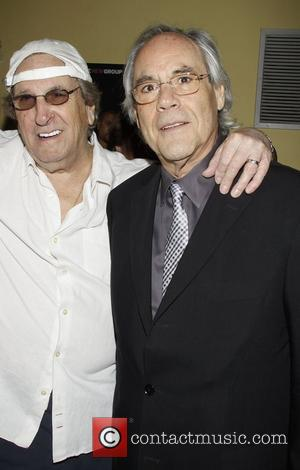 Danny Aiello and Robert Klein