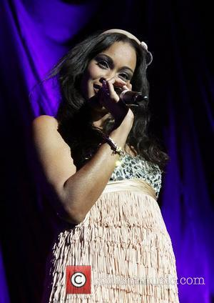 Shontelle and Manchester Apollo