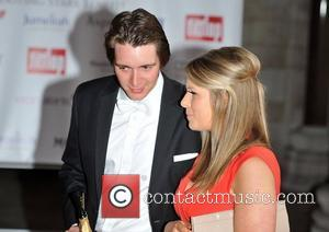 James Phelps and guest Shooting Stars Benefit - closing ball held at the Royal Courts of Justice - Arrivals London,...