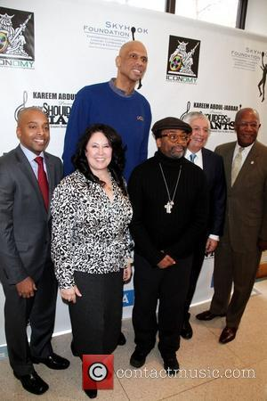 Copeland, Kareem Abdul-jabbar and Spike Lee