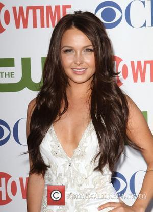 Camilla Luddington CBS,The CW And Showtime TCA Party Held At The Pagoda Beverly Hills, California - 03.08.11