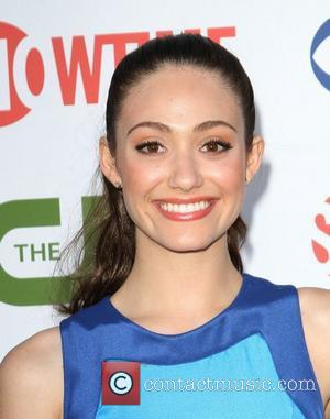Emmy Rossum CBS,The CW And Showtime TCA Party Held At The Pagoda Beverly Hills, California - 03.08.11